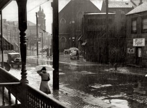 rainy pittsburgh 1941